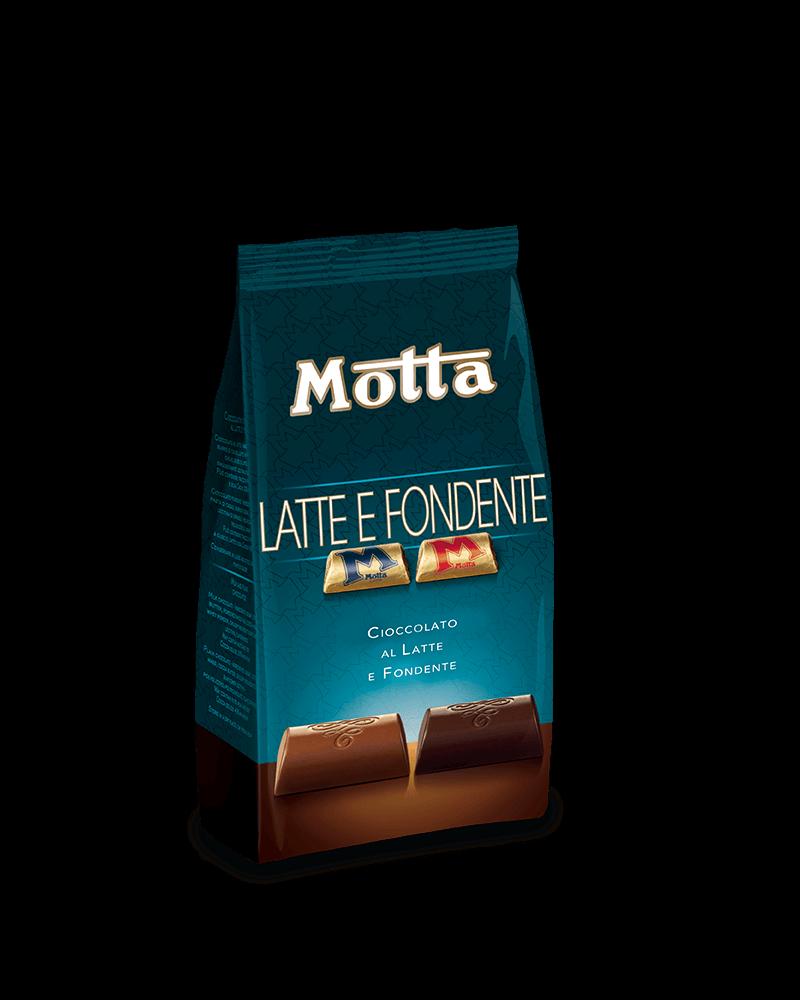 Cioccolatini latte e fondente