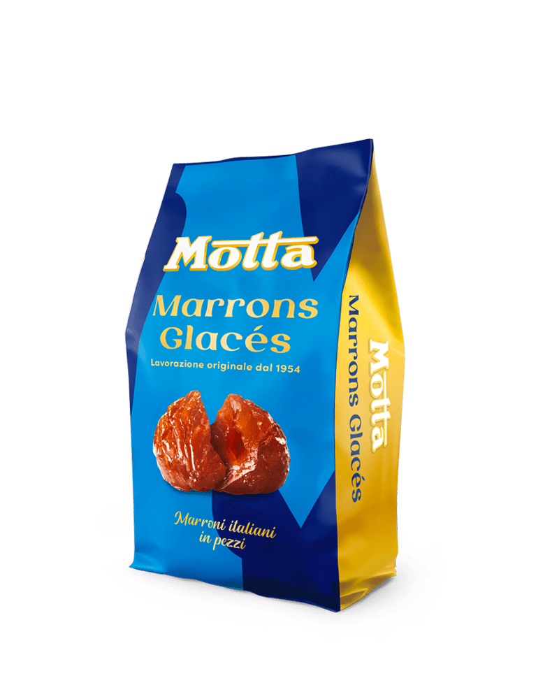 Marrons Glacés in pezzi