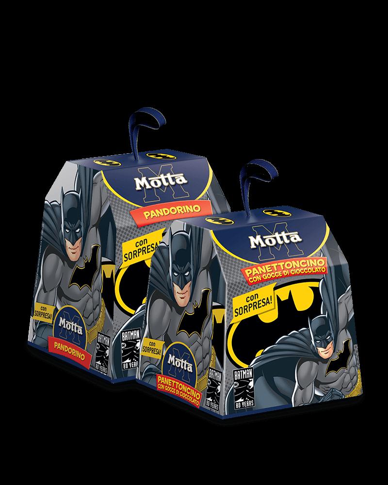 Panettoncino - Pandorino Batman