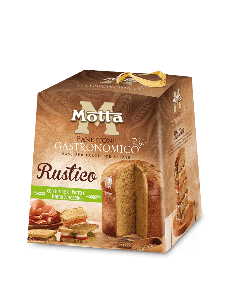 Panettone Gastronomico Rustico