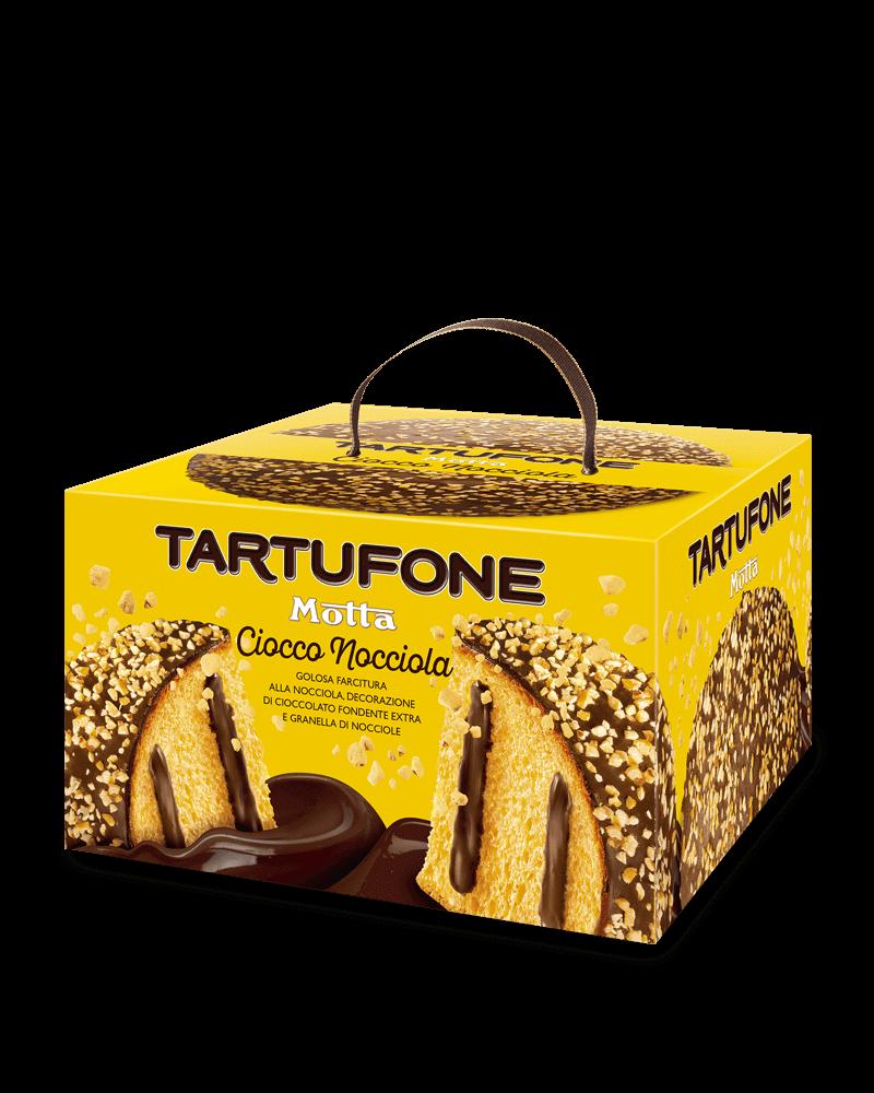 Tartufone Ciocco Nocciola
