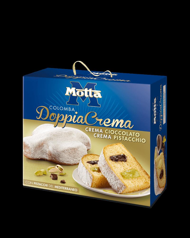 Colomba Doppiacrema
